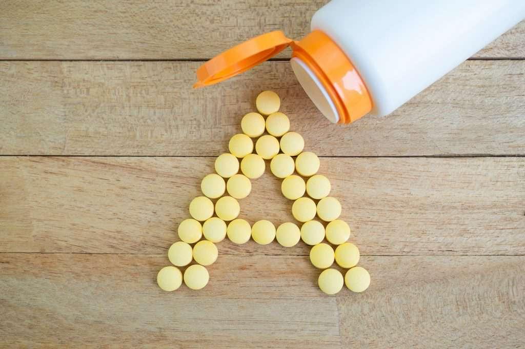 ویتامین a و سنگ کلیه