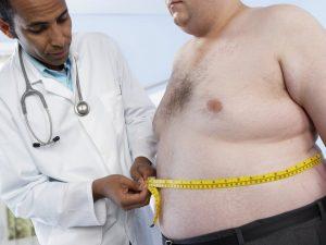 اندازه الت تناسلی در افراد چاق