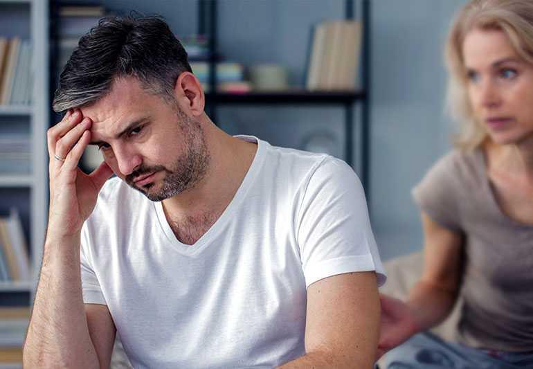 آثار سرطان پروستات بر رابطه جنسی