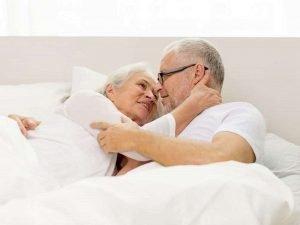 رابطه جنسی در افراد مسن