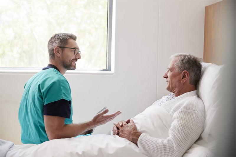 درمان مشکل نعوظ بعد از جراحی پروستات