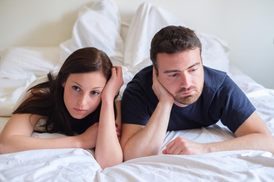 خستگی در رابطه جنسی
